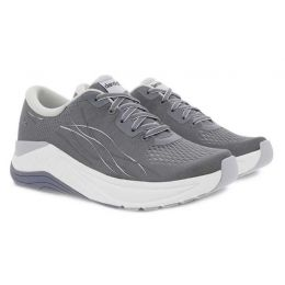 Dansko Pace Grey Mesh Womens Comfort Athletic Shoes 4205-949400