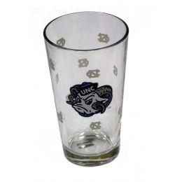 UNC Chapel Hill Rams Head Pint Glass 424739