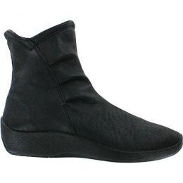 Arcopedico LYTECH Black Women's Comfort Inside Zipper  Boots 4281-L19-01