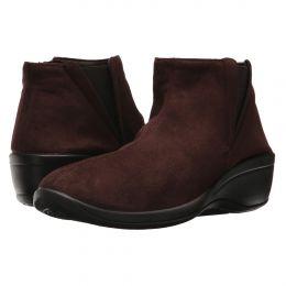 Arcopedico Brown Luana Womens Comfort Ankle Boots 4284