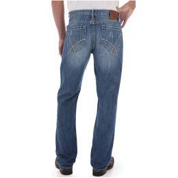 42MWXLB Light Blue Vintage Denim  No. 42 Wrangler Mens Jeans