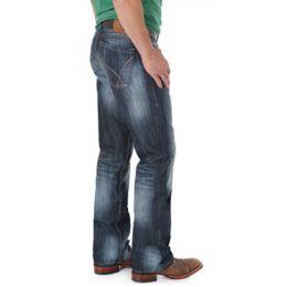 42MWXRD River Denim Vintage Slim Fit 20XTREME Wrangler Mens Jeans