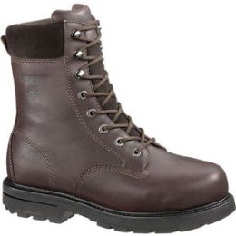 4452 Steel-Toe EH Internal Metatarsal Guard Mens Wolverine Work Boots