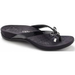 44BELLAII Bella II Toe Post Orthaheel Technology Vionic Ladies Sandals