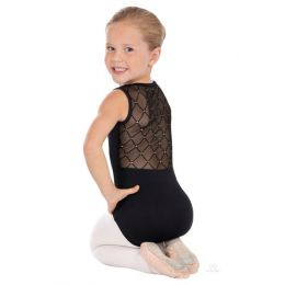 45870C Eurotard Little Diamond Collection Child Tank Leotard