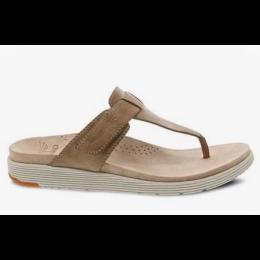 Dansko Cece Sand Burnished Calf Womens Comfort Thong Sandals 4610-216100