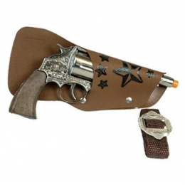 Parris Manufacturing Billy the Kid Kids Toy Pistol with Holster Set 4617C