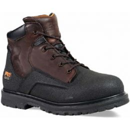 47001 Brown Oiled Waterproof Steel Toe Timberland Pro Mens Work Boots