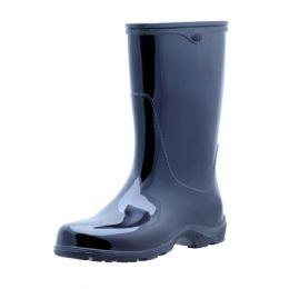5000 Black Solid Rain & Garden Sloggers Women's Boots