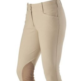 500405 ARIAT WOMENS BRITTANY FRONT ZIP RIDING BREECH