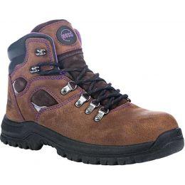 Hoss Boots Men's Brwon Frontier Composite Toe Hiker 50406