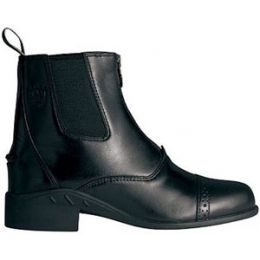 10001834/31850 Black Devon II Riding Paddock Ariat Kids Boots