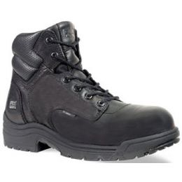 50507 Black TiTAN 6inch Composite Toe Timberland Pro Mens Work Boots