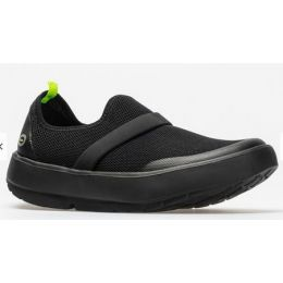 Oofos Black OOmg Low Womens Comfort Shoe 5070