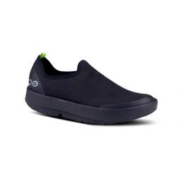 Oofos Black Oomg Eezee Low Women's Shoes