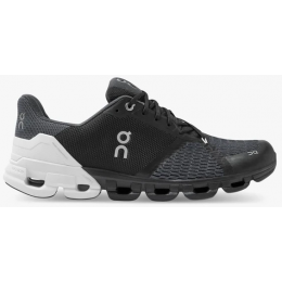 On Black with White Cloudflyer 3 Mens Running Shoes 51.99067