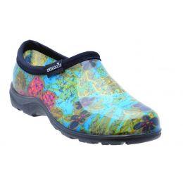 5102BK MidSummer Comfort Ladies Rain Shoes