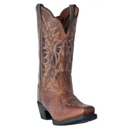 Dan Post Tan Malinda Leather Womens Boot 51134