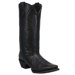 Laredo black #TBT Women's Leather Snip Toe Boot 51160