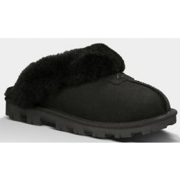 5125 Black Coquette Indoor/Outdoor Slipper UGG Womens Shoes