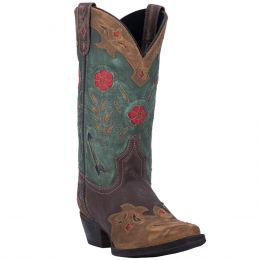 Dan Post Miss Kate Womens Snip Toe Western Boots 52138 **ONLINE ONLY