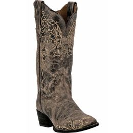 52177 JASMINE Distressed Leather Embroidered Women's Dan Post Boots