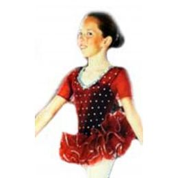 5315 Classic Fantasy Leotard Only Recital Costumes Ch