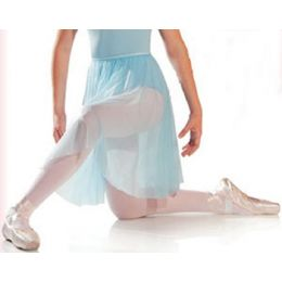 531 Long Chiffon Pull-on Circle Skirt (Adult One Size)