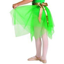 533A Short Handkerchief Skirt