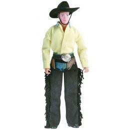 536 Austin Cowboy 8inch Figure - Western Breyer Horse Accessories