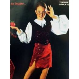 5436B Teacher Skirt RECITAL COSTUMES AS