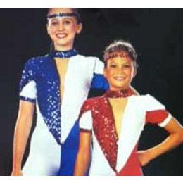 5503  Get Happy Recital Costumes Ad