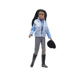 Breyer Makayla Schooling Rider - 8 Inch Figure Toy 553