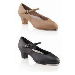 561 1.5inch Adult Tap Jr. Footlight Shoe
