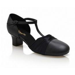 562 Capezio 2inch Heel Flex Character Shoe