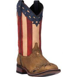 5665 Freedom Cowgirl Laredo Womens Western Square Toe Boots