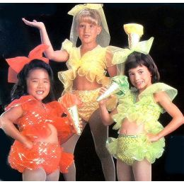 5805 Summer Sherberts Dance Recital Costumes