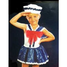 5907 Good Ship Sweetie RECITAL COSTUME AD