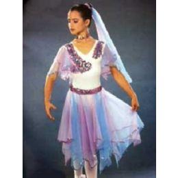 5907 Lavender Blue Recital Costumes Ad