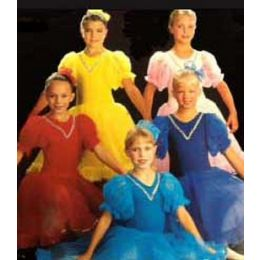 5933 Ballet Basic RECITAL COSTUMES AD