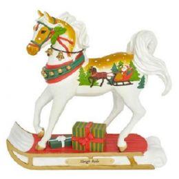 Enesco Sleigh Ride Figurine 6004265