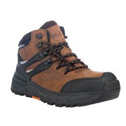 Hoss Boot Company Brown Stomp 6 Inch Work Men's Boot 60203