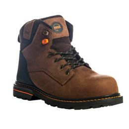 Hoss Brown Carson 6 Inch Composite Safety Toe Boot 60413