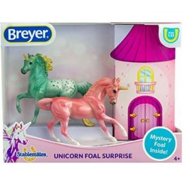 Breyer Horses Stablemates Mystery Unicorn Foal Surprise 6052