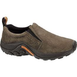 Merrell Jungle Moc Gunsmoke Suede Mens Casual 60787/W63787
