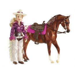 61053 Kaitlyn, Cowgirl