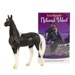 Breyer National Velvet Horse and Book Set 6180