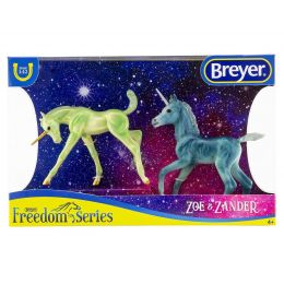 Breyer Zoe & Zander Horse Toy 62206
