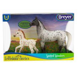 Breyer Spotted Wonders Horse Toy 62207