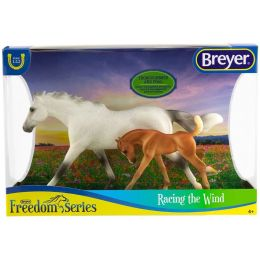 Breyer Racing The Wind Horse Toy 62208